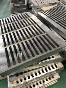 316/304不銹鋼疏冷-不銹鋼蓋板-不銹鋼渠蓋-方形不銹鏽鋼有齒渠蓋