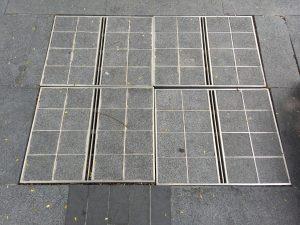 不鏽鋼重型渠蓋-不銹鏽鋼梳冷-梳冷蓋坑渠-蓋梳冷渠蓋-S.S316L明渠梳冷