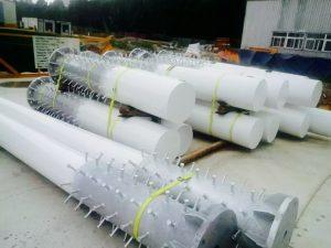 隧道防撞柱設施,馬路防撞立柱,鐵器工程,地盤五金冷貨,建築金屬製品,地盤鋼鐵製品