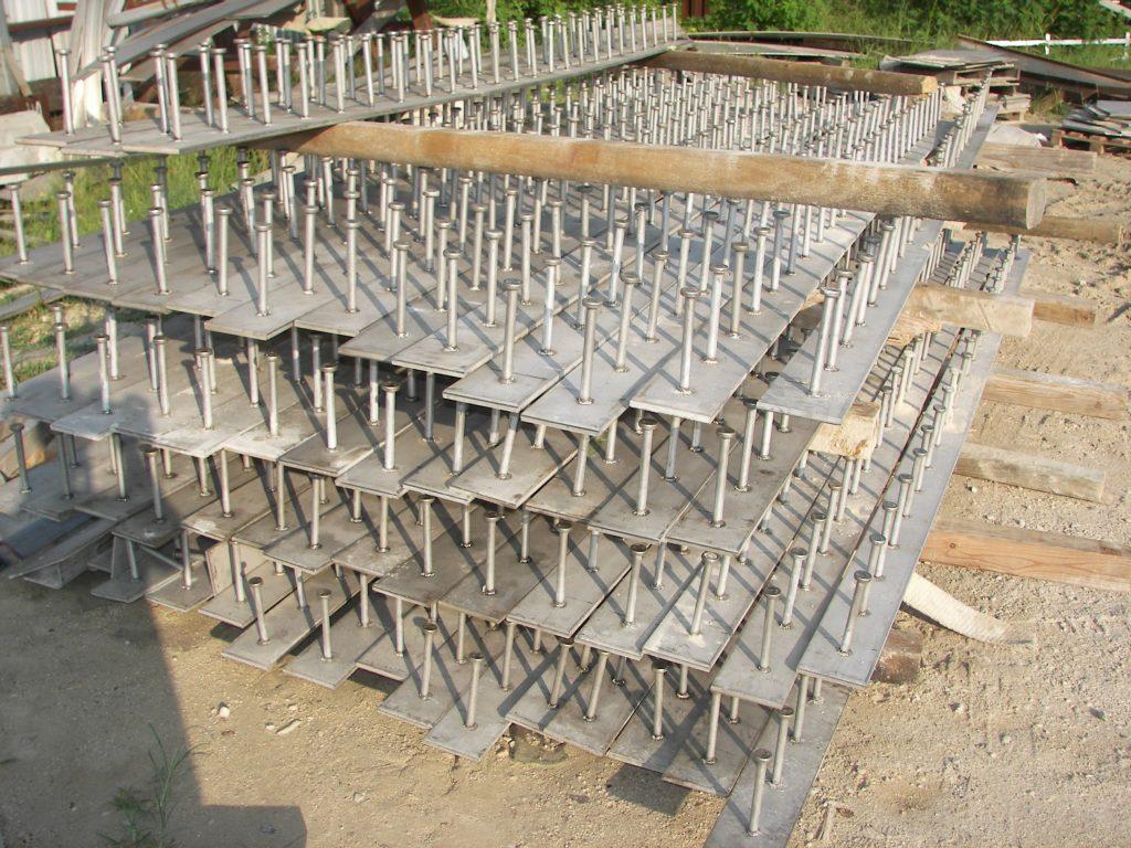 香港地盤不鏽鋼預埋件-不鏽鋼地腳螺栓-建筑不鏽鋼預埋鋼板-S.S316掌板-S.S316L預埋件