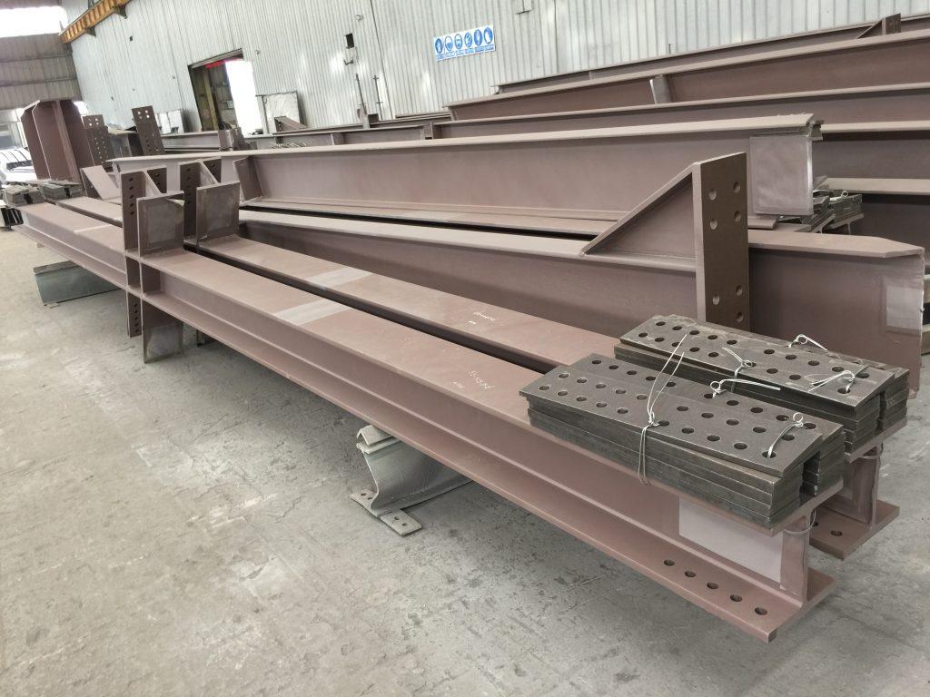鋼結構平台-地下鋼結構支撐-工字鋼結構-直升機平台-碼頭鋼鐵結構-鋼柱鋼樑鋼桁架結構供應