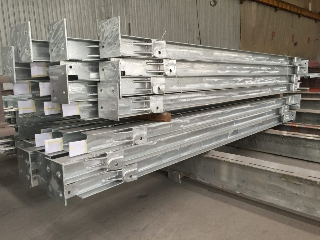 天面鋼鐵結構工程-鋼鐵結構工程公司-鋼結構材料-熱浸鍍鋅鋼材-GMS鋼材供應