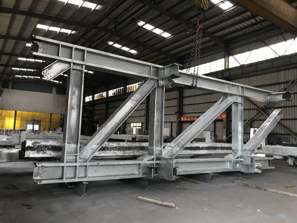 香港工字鐵桁架,工字鐵屋面,地盤鋼鐵製品供應,鋼鐵工程,體育館鋼結構,鋼結構橋樑,鋼結構平台,燒焊工程