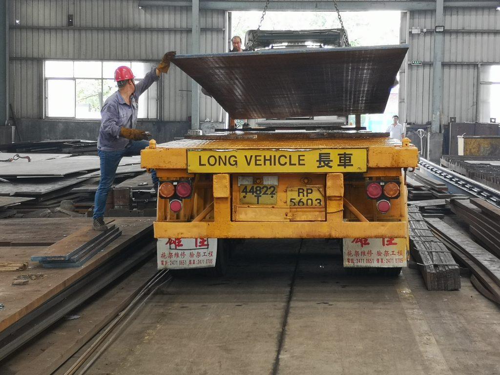 香港東區醫院項目-熱軋S275J0鋼板,S355JR鋼板,S355J0鋼板,S355J2鋼板,S450J0鋼板,S450J2鋼板,S460M鋼板供應