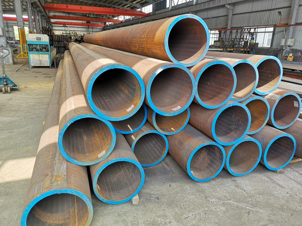 香港熱成型結構圓型鋼管廠,S275J0H鋼管,S355J0H圓管,S355J2H結構鋼管,EN10210-2006標準鋼管分銷,香港歐標鋼管供應