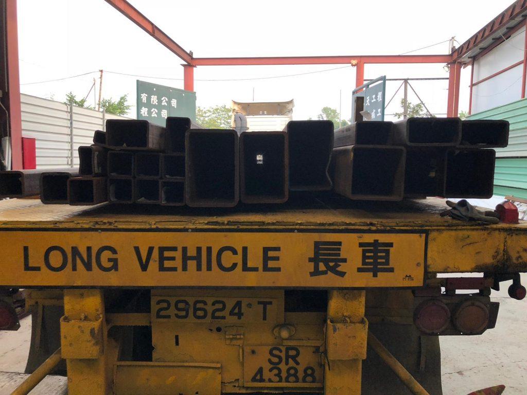 香港鋼管分銷,金鐘法院電梯改擴建方通,S275J0H方通,S355J0H方通,S355J2H無縫鋼管,S355J2H矩形管,EN10219-2006標準鋼管