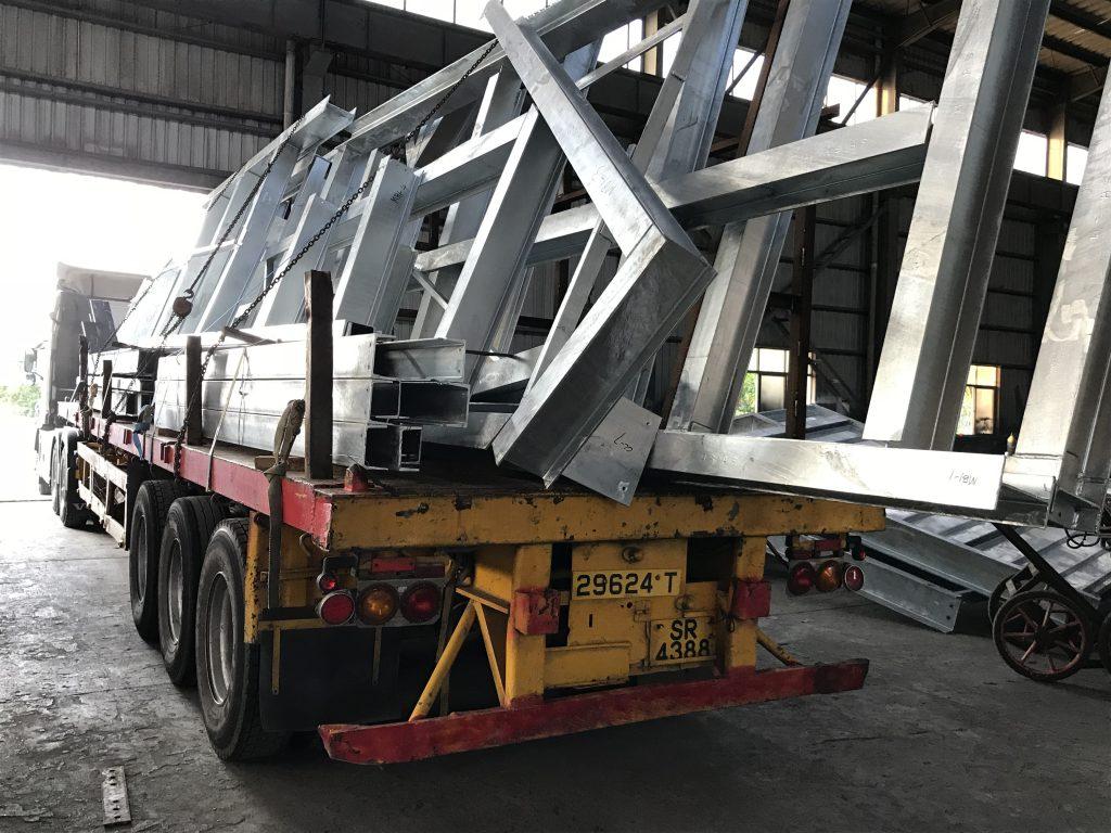 香港國際機場T1航站樓鋼結構,鋼結構加建平台,鋼結構通道平台,建築加固鋼結構,雨棚鋼結構工程