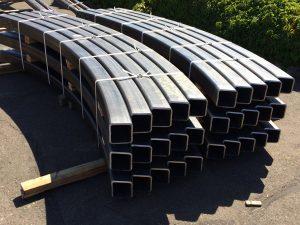 大角咀鋼材拉彎加工,大角咀方通拉彎加工,鋼管熱彎成型,H型鋼拉彎加工,鋼材加工,切割服務,角鐵開孔,地盤臨時鐵器,鐵器製品