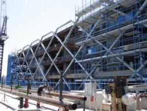 香港建築外墻金屬裝飾工程,建築不鏽鋼工程,不銹鋼裝飾面板,通風大樓鋁幕牆,天花鐵器工程,建築外墻百頁及鐵器工程