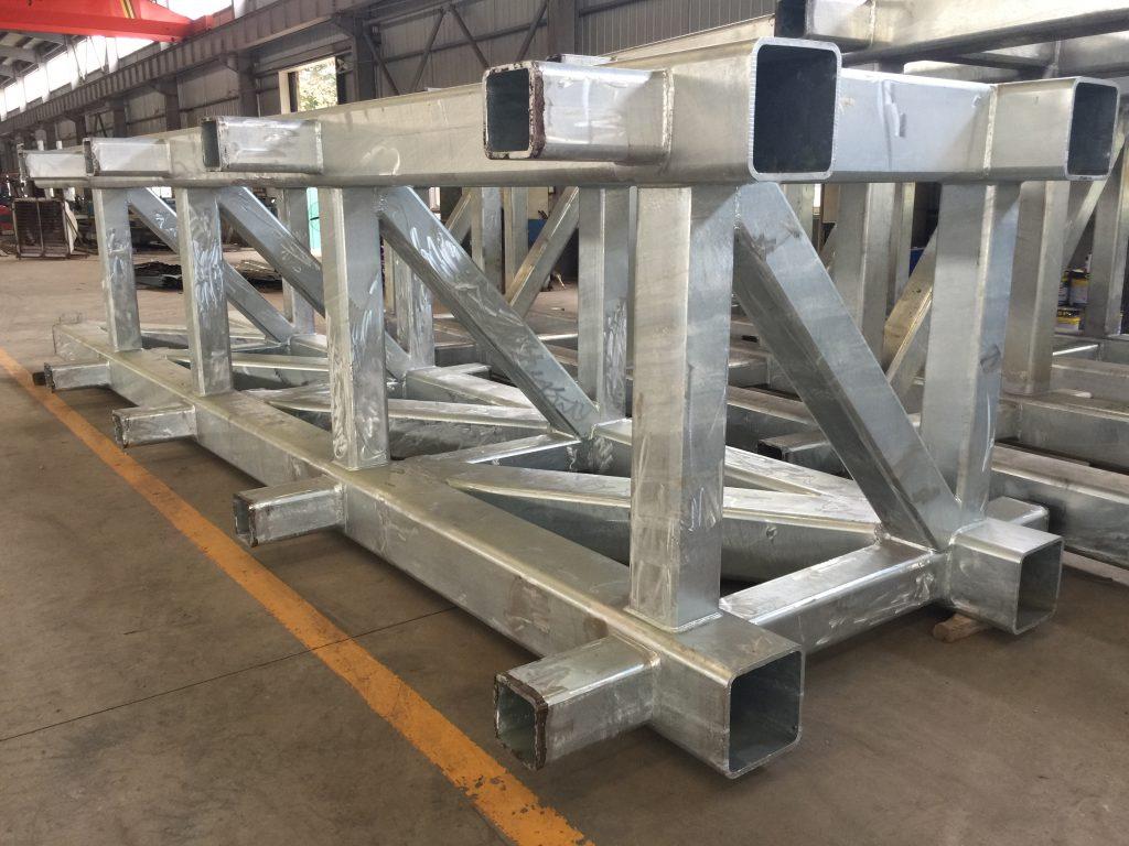 LED顯示屏鋼結構,戶外廣告牌支架,LED顯示屏重型鋼結構架,LED display steel structure,LED顯示屏鐵器工程