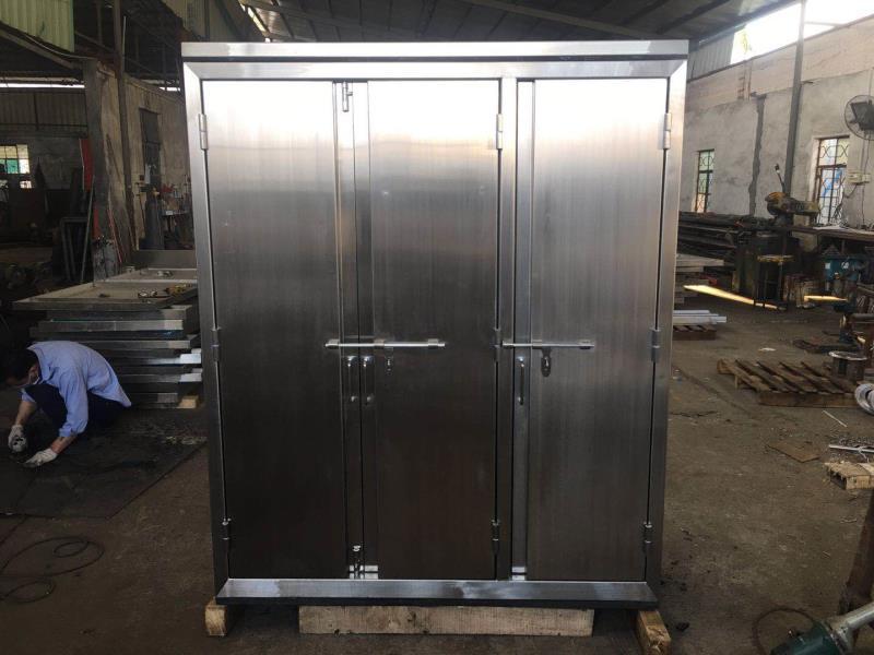 香港不鏽鋼配電櫃,戶外316不鏽鋼箱,機電署標準電櫃(EMSD pillar box),中電標準電櫃(CLP pillar box)