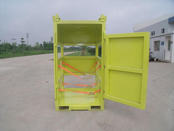 氧氣運輸吊架箱
